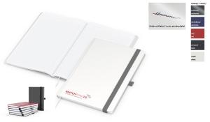 Notizbuch Vision-Book Future inklusive Siebdruck-Digital