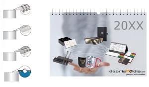 Kalender individuell DIN A5