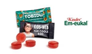 Kinder EM-Eukal im Flowpack
