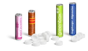 Pfefferminzrolle 9 Tabletten