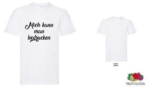 Super Premium T-Shirt Men - weiß