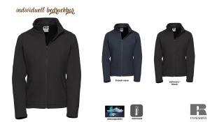 Ladies Smart Softshell Jacket