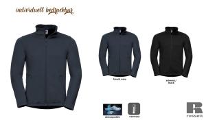 Mens Smart Softshell Jacket