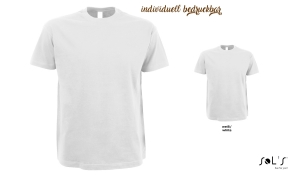 Imperial T-Shirt Men - weiß