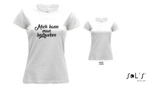 Imperial Women T-Shirt - weiß