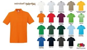 Premium Polo-Shirt Men