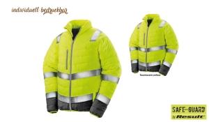 Soft Paddes Safety Jacket Men