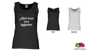 Valueweight Athletic Vest Damen - farbig