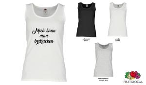Valueweight Athletic Vest Damen