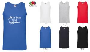 Valueweight Athletic Vest Herren