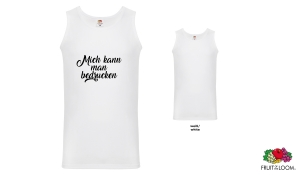 Valueweight Athletic Vest Herren - weiß