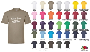 Valuewight T T-Shirt Men