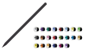 Kristall-Bleistift
