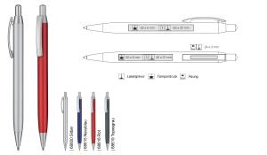 Kugelschreiber Duke