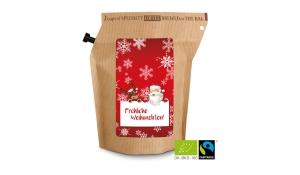 Geschenkartikel / Präsentartikel: Bio-Weihnachts-Kaffee