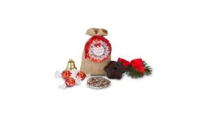 Geschenkset / Präsenteset: Süßes Weihnachtssäckchen