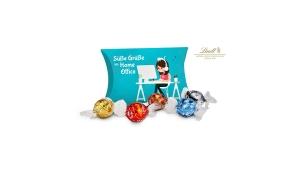 Geschenkartikel / Präsentartikel: Lindt Süße Grüße ins Home-Office