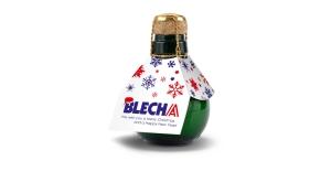 Kleinste Sektflasche der Welt Eigendesign, 125 ml