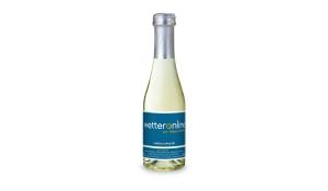 Promo Secco Piccolo - Flasche klar - Kapsel silber, 0,2 l