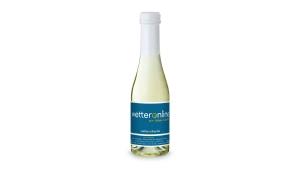 Promo Secco Piccolo - Flasche klar - Kapsel weiß, 0,2 l