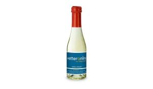 Promo Secco Piccolo - Flasche klar - Kapsel rot, 0,2 l