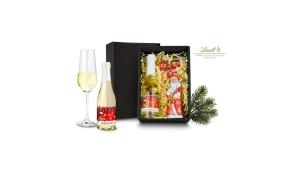 Geschenkset / Präsenteset: Rudolph & Santa