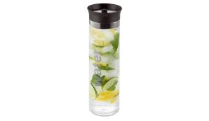 Wasserkaraffe PureAqua mit Silikondeckel