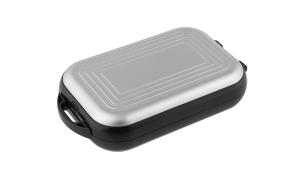 Werkzeugtrolley MyHomeToolBox silber/schwarz
