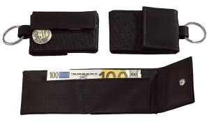 Minibörse MoneyOrganizer schwarz