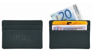Kreditkartenetui LookPlusDeluxe schwarz