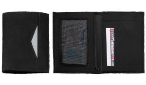 Auto-Ausweistasche PeppPaper schwarz