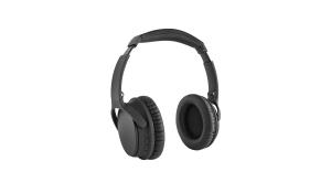OnEar-Kopfhörer BlueOnSilent schwarz