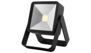 LED MegaBeam Lampe TheFlutlichtCOB schwarz