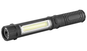 LED MegaBeam WorkLight COBBudgetWorks schwarz