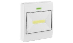 LED MegaBeam Lichtschalter KlickKlack weiß