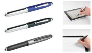 Kugelschreiber DeLuxeNote&Light