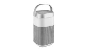 Bluetooth® Lautsprecher AmbientSoundTower silber