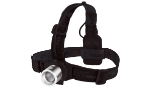 LED MegaBeam Kopflampe SecurityPro3Watt silber/schwarz