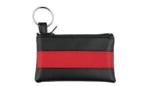 Schlüsseltasche LookPlus schwarz/rot