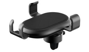 Wireless Charger HoldnGravityCharge schwarz