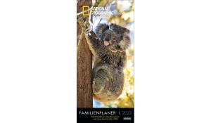 NATIONAL GEOGRAPHIC FAMILIENPLANER 2022