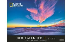 DER KALENDER - BEST OF NATIONAL GEOGRAPHIC EDITION 2022