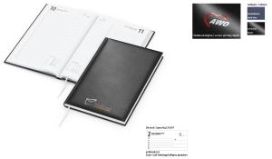 Buchkalender 2022 Basic Balacron inklusive Siebdruck-Digital