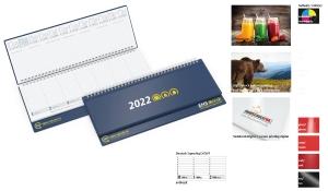 Tischquerkalender 2022 Boss Cover-Star