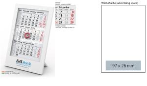 3-Monatskalender 2022 Box 3 inklusive Werbeeindruck