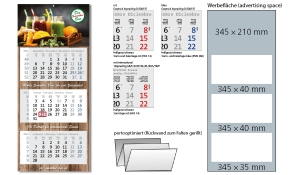 3-Monatskalender 2022 Centrum 3