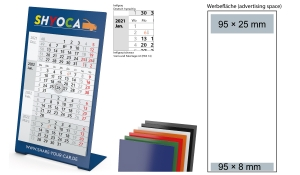 4-Monatskalender 2022 Desktop 4 Color