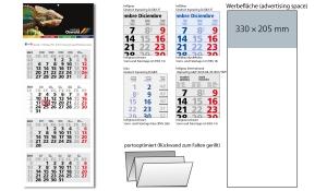 4-Monatskalender 2022 Forum Light 4 Standard