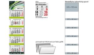 5-Monatskalender 2022 Grande Wire-O 5
