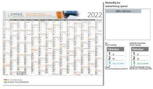 Wandplaner 2022 Horizont L